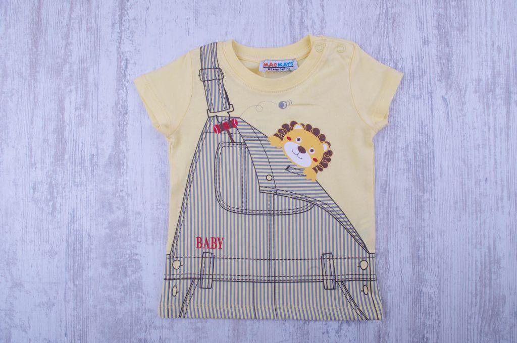 """Бебешка Тениска  """"Leo"""""""