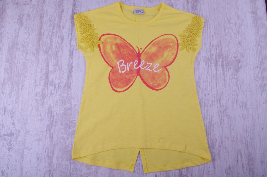 """Детска Тениска """"Пеперуда"""""""