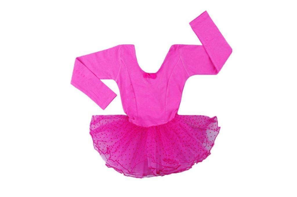 Рокля пачка - детски дрехи