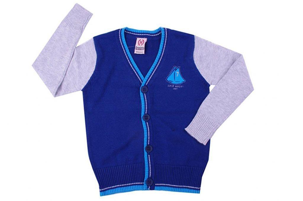 Жилетка момче - детски дрехи
