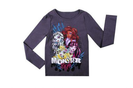 """Блуза """"MONSTER"""" - детски дрехи"""