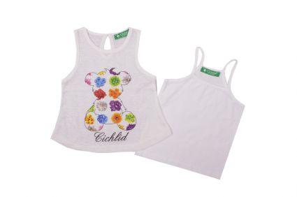 Потник две части - детски дрехи