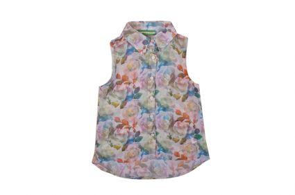 Риза на цветя