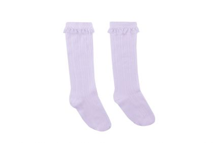 Lace socks (white)