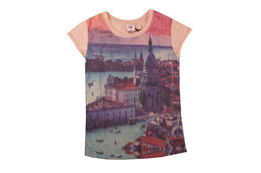 Тениска момиче - детски дрехи