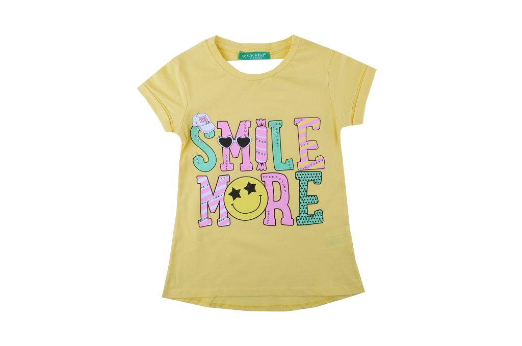 "Тениска ""SMILE MORE"""