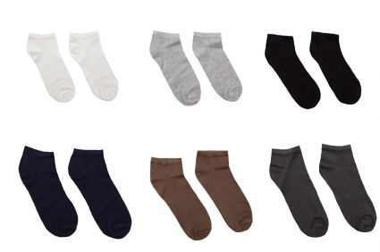 Socks `bamboo`(6 pcs of package)
