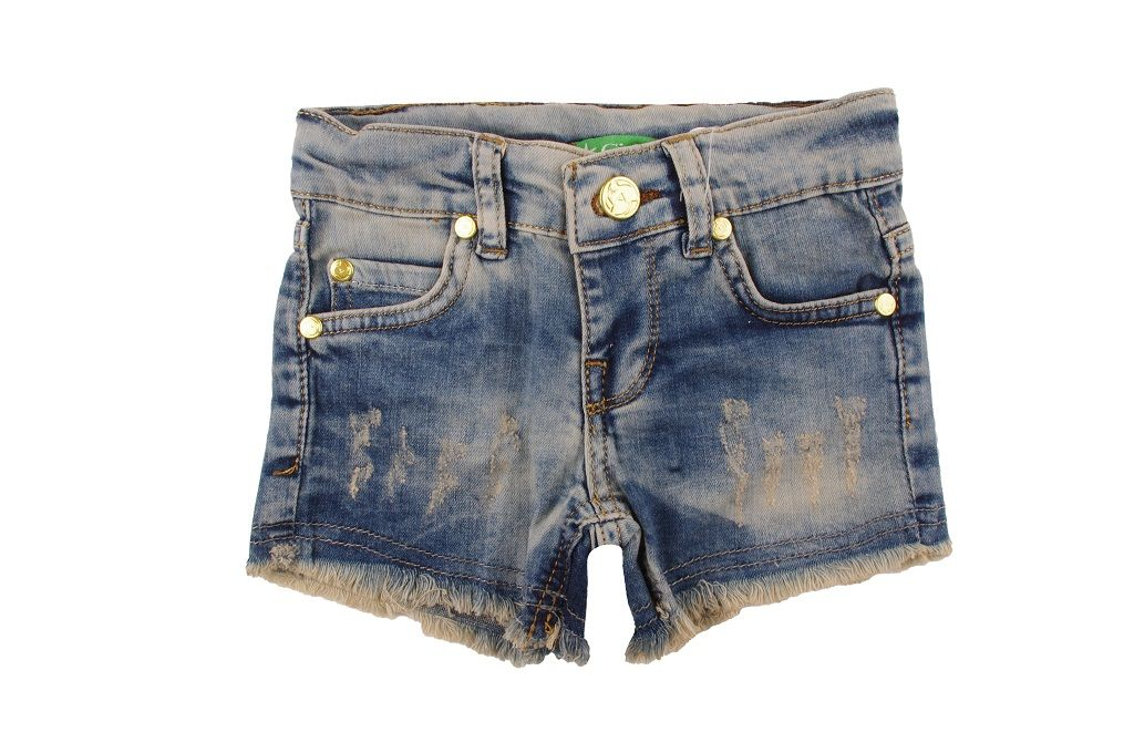 Бебешки Дънкови панталонки момиче