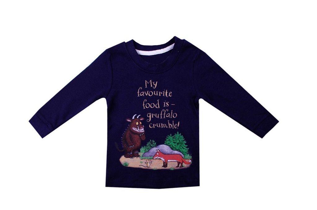 Блуза дълъг ръкав - детски дрехи