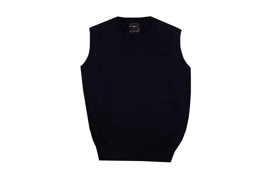 Пуловер без ръкав - детски дрехи
