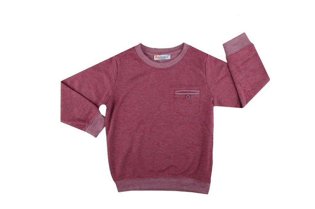 Блуза момче с джобче - детски дрехи
