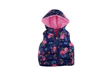 Грейка момиче на цветя - детски дрехи
