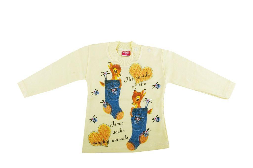 Блуза момиче - детски дрехи