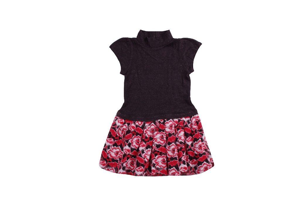 Рокля къс ръкав - детски дрехи