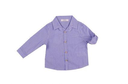 Риза момче дълъг ръкав - детски дрехи