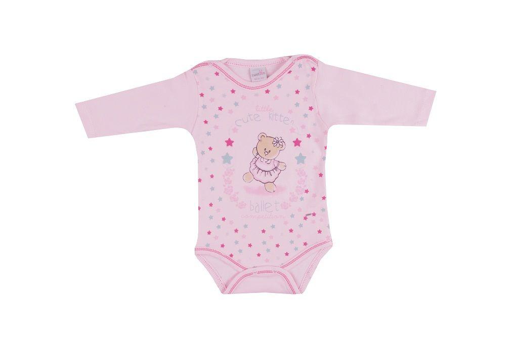 Боди дълъг ръкав - детски дрехи