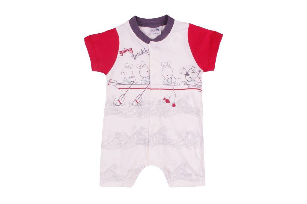 Гащеризон къс ръкав - детски дрехи
