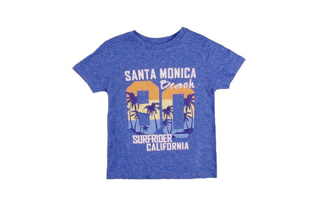 """Тениска """"SANTA MONICA"""" - детски дрехи"""