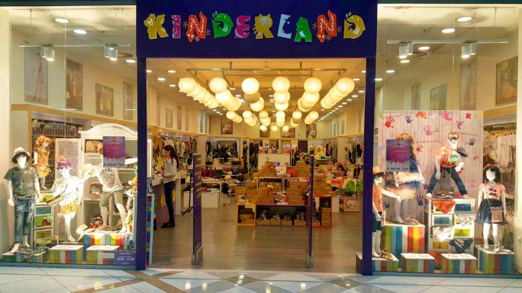 Детски магазин Варна Grand Mall