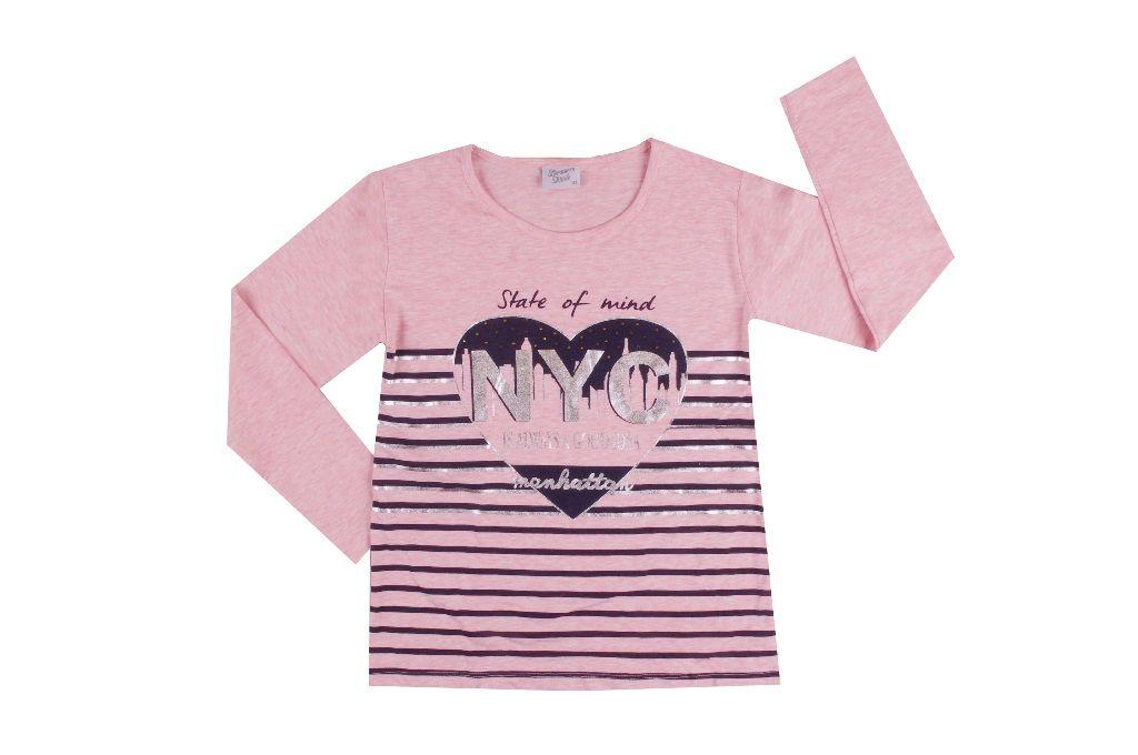 """Блуза момиче """"NYC"""" - детски дрехи"""