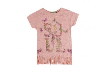 Туника с ресни - детски дрехи