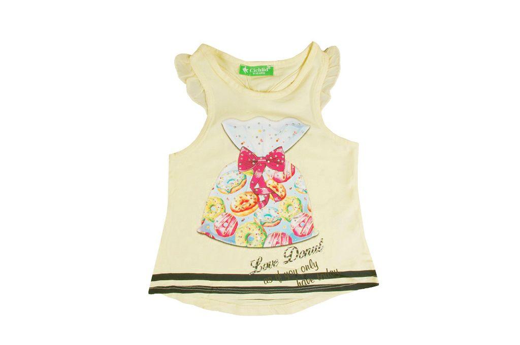 Потник момиче - детски дрехи