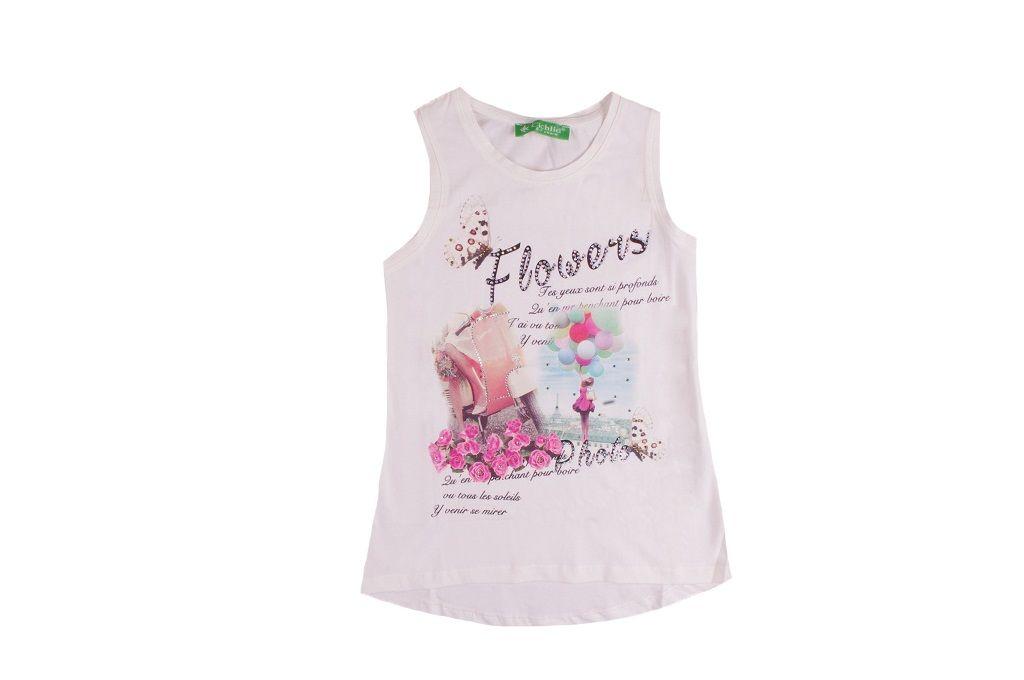 "Туника ""FLOWERS"" - детски дрехи"