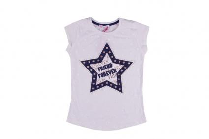 "Детска Тениска момиче ""STAR"""
