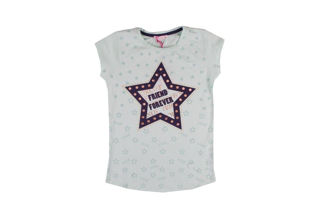 """Тениска момиче """"STAR"""" - детски дрехи"""