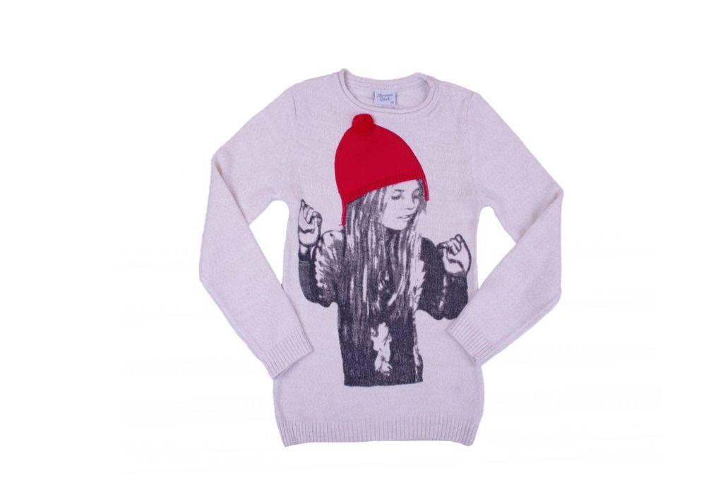 Детска Туника плетиво - Коледа