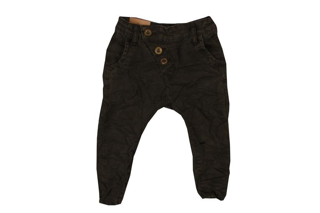 Панталон за момче с намачкан ефект - детски дрехи