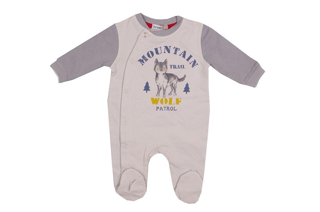 Гащеризон дълъг ръкав момче - детски дрехи