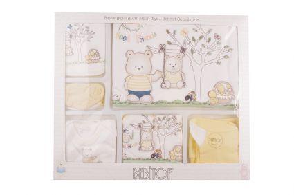 Кутия 10 части - детски дрехи