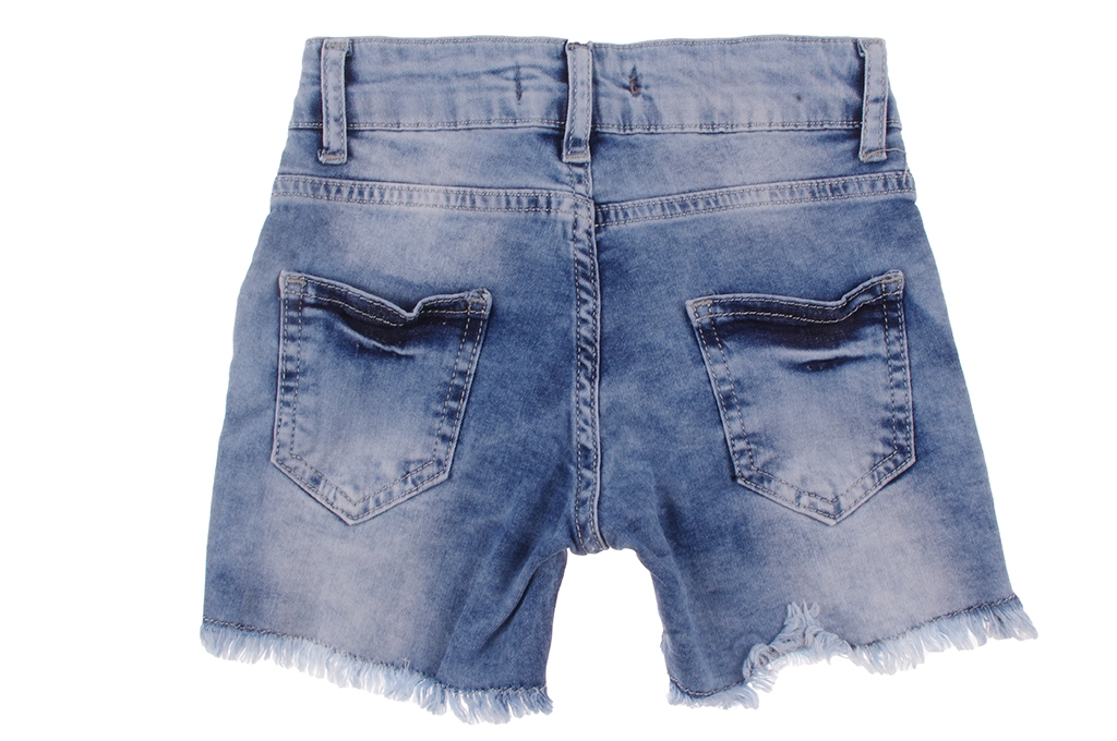Дънкови панталонки за момиче