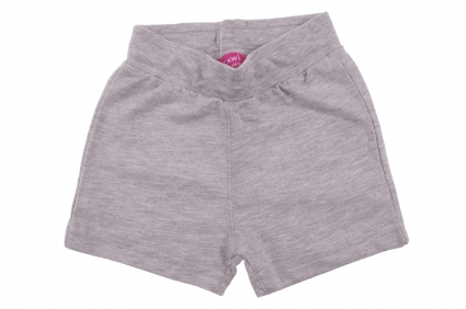 Short pants for a girl