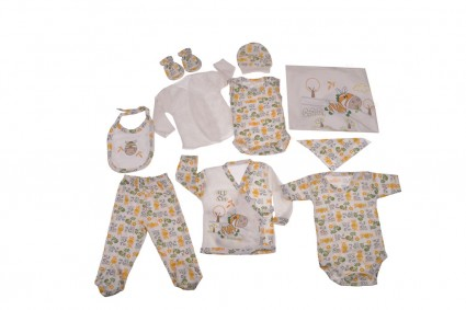 10-piece boy set