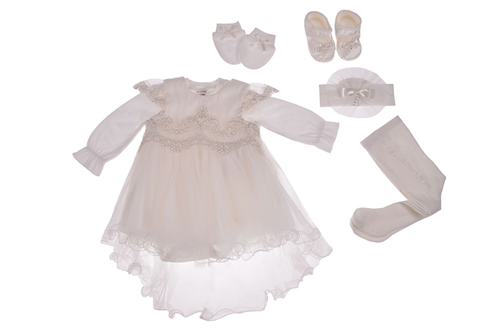 Set lux girl 6 pieces