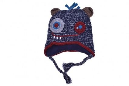 Зимна шапка бебе момче