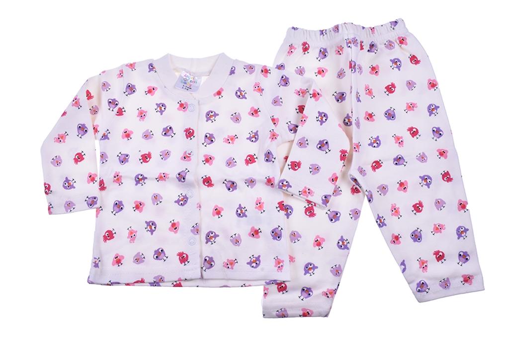 Pajamas long sleeve girl