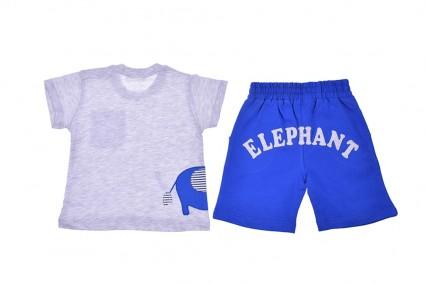 Set short sleeve boy Baby boy clothes