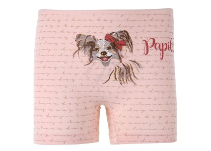 Boxer for a girl