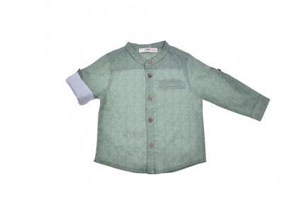 Shirt long sleeve for boy