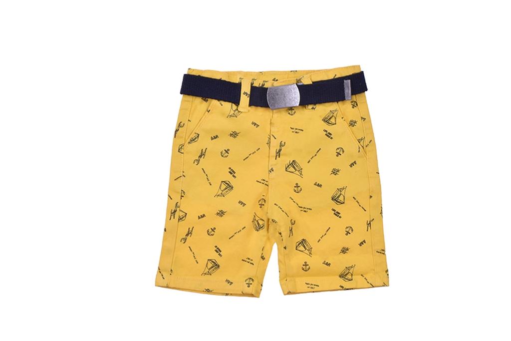 Short boy pants