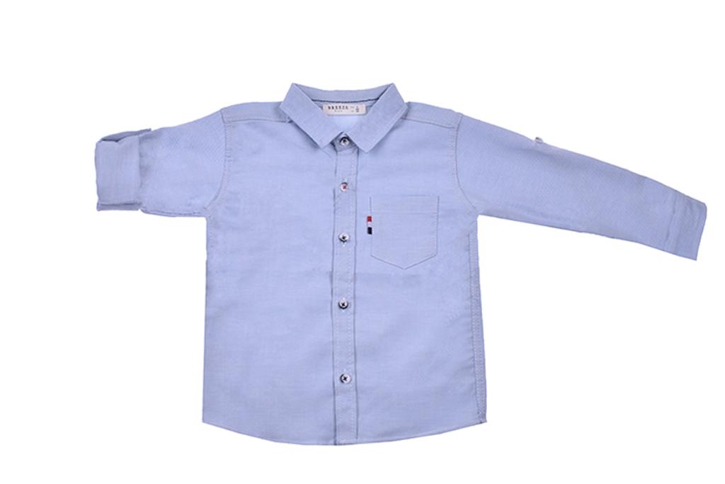 Риза дълъг ръкав момче