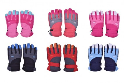 Gloves girl 6 pieces