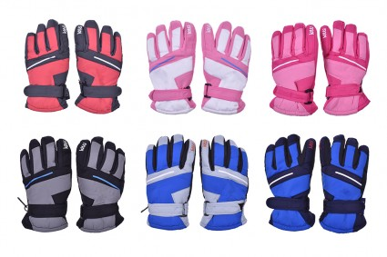 Unisex gloves 6 pcs