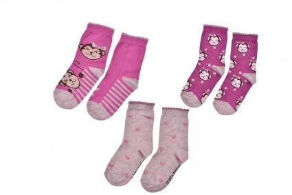 Socks girl 12 pieces