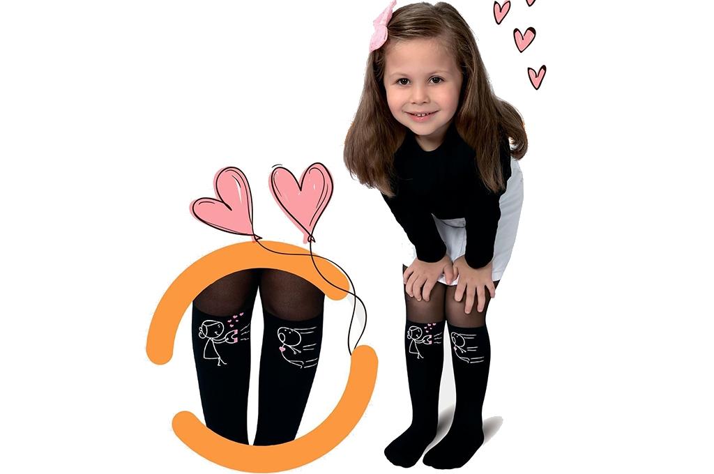 Детски Чорапогащник момиче