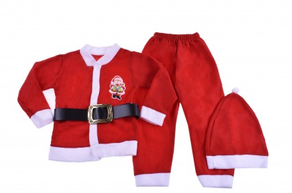 Christmas set long sleeve boy