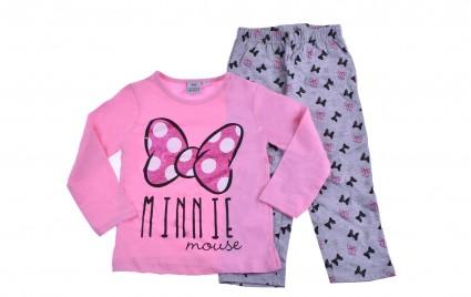 Minnie mouse long sleeve set